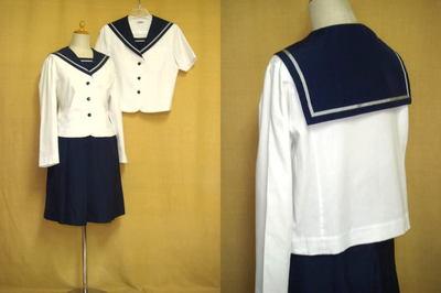 秋田高等学校の中古制服