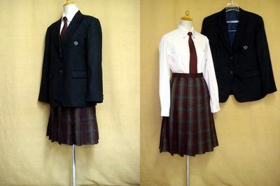 都城東高等学校の制服