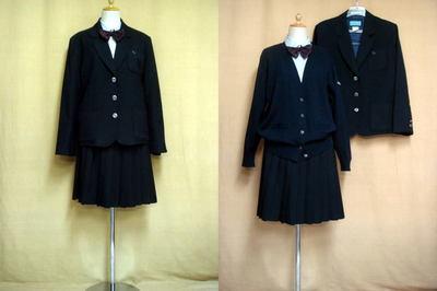 安城生活福祉高等学校の中古制服