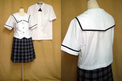 聖カタリナ女子高等学校の中古制服