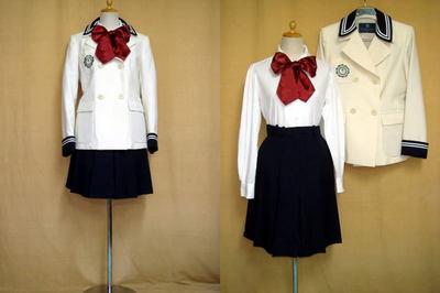 日生学園第一高等学校の中古制服