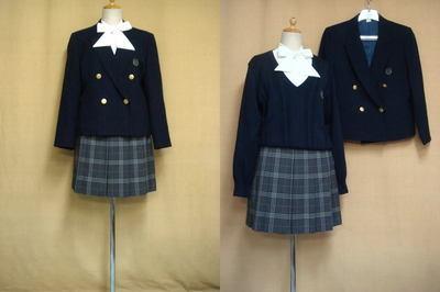 須磨ノ浦女子高等学校の中古制服