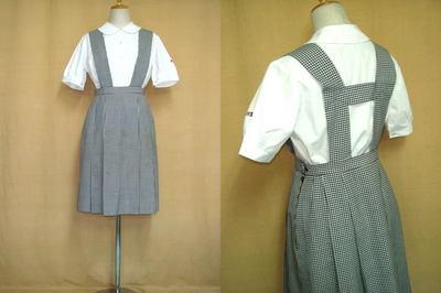 宇都宮海星女子学院中学校の中古制服