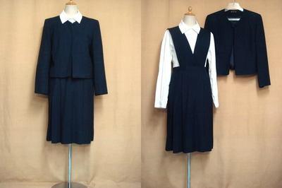 熊本信愛女学院高等学校の中古制服