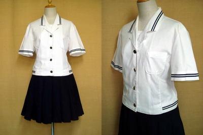 滋賀短期大学附属高等学校の中古制服