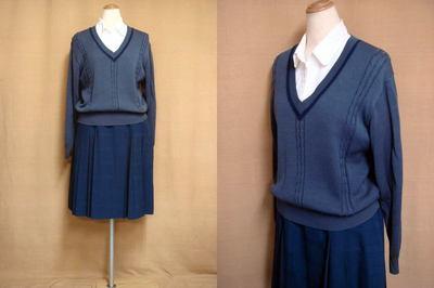京都橘高等学校の中古制服