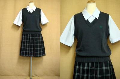 明成高等学校の中古制服