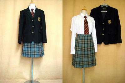 杉並学院高等学校の中古制服