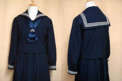 武庫川女子大学付属高等学校の中古制服