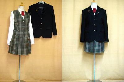 松商学園高等学校の中古制服