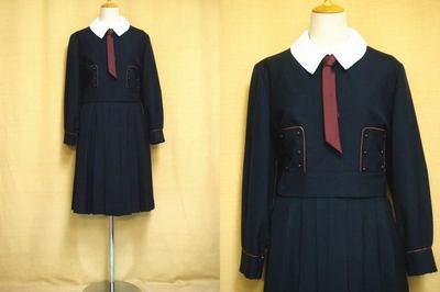 帝塚山学院中学校高等学校の中古制服